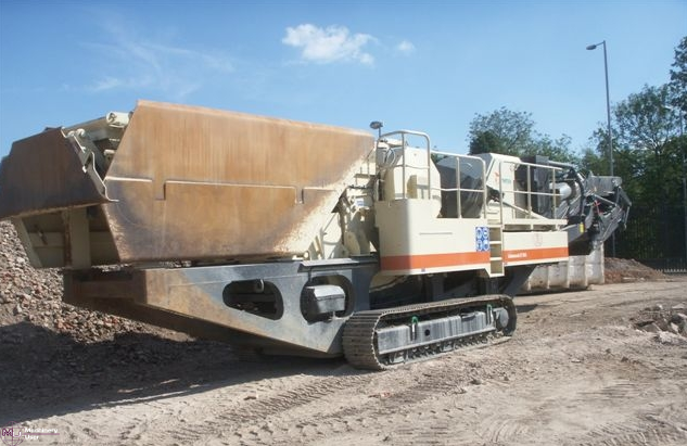 Metso LT105 Crusher for Sale in Finland  Click to see more
