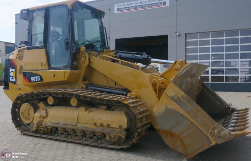 Cat 963 D Loader for Sale in Switzerland  Click to see more