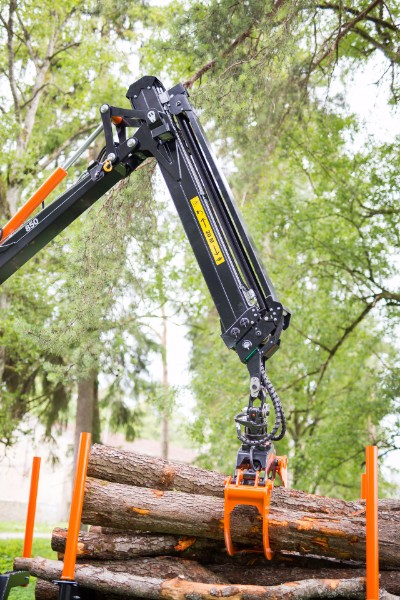 BMF Tree- Point Connection Crane Logging Equipment for Sale